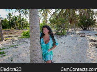 Webcam model Elecktra23 from CamContacts