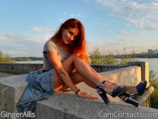 Start VIDEO CHAT with GingerAllis