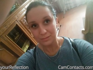 Webcam model yourReflection from CamContacts