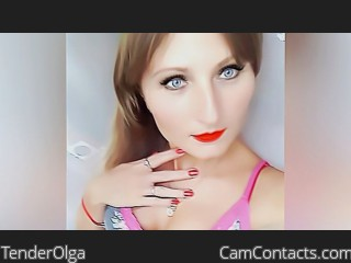 Start VIDEO CHAT with TenderOlga