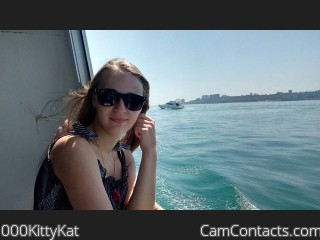 Webcam model 000KittyKat from CamContacts