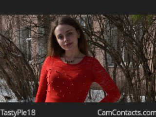 Webcam model TastyPie18 from CamContacts