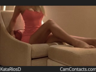 Webcam model KataRiosD from CamContacts