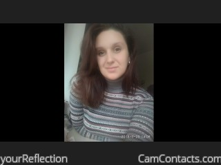 Start VIDEO CHAT with yourReflection
