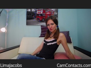 Start VIDEO CHAT with LimaJacobs