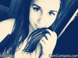 Webcam model Finochka from CamContacts