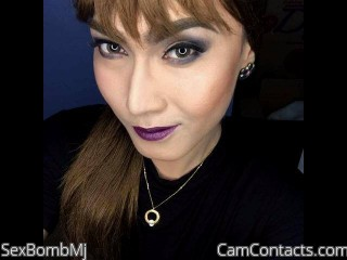 Start VIDEO CHAT with SexBombMj