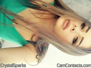 Webcam model CrystalSparks from CamContacts
