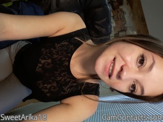 Start VIDEO CHAT with SweetArika18