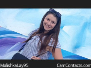 Webcam model MalishkaLay95 from CamContacts