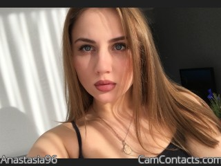 Start VIDEO CHAT with Anastasia96