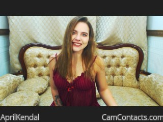 Start VIDEO CHAT with AprilKendal