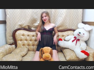 Start VIDEO CHAT with MioMitta