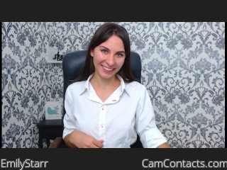 Start VIDEO CHAT with EmilyStarr