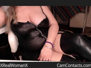 Start VIDEO CHAT with XRealWomanX