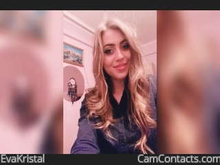 Start VIDEO CHAT with EvaKristal