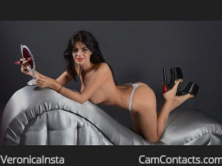 Webcam model VeronicaInsta from CamContacts