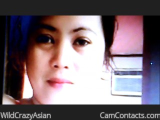 Webcam model WildCrazyAsian from CamContacts
