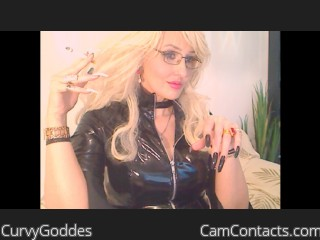 Start VIDEO CHAT with CurvyGoddes