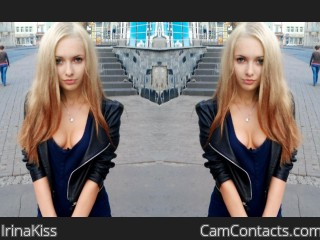 Webcam model IrinaKiss from CamContacts