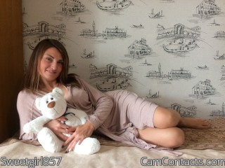 Start VIDEO CHAT with Sweetgirl857