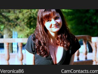Webcam model Veronica86 from CamContacts
