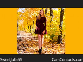 Start VIDEO CHAT with SweetJulia55