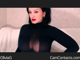 Start VIDEO CHAT with OliviaG