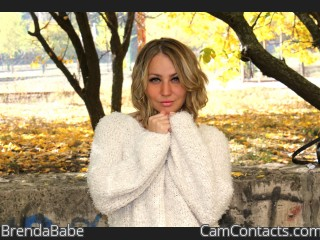 Start VIDEO CHAT with BrendaBabe