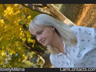 lovelyMilena's profile