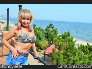 Start VIDEO CHAT with BlondyBelle