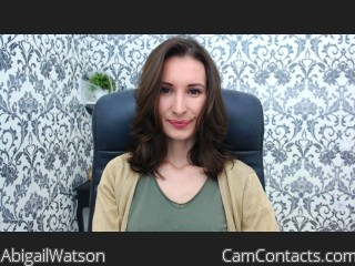Start VIDEO CHAT with AbigailWatson