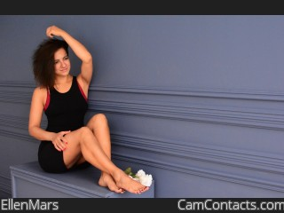 Start VIDEO CHAT with EllenMars