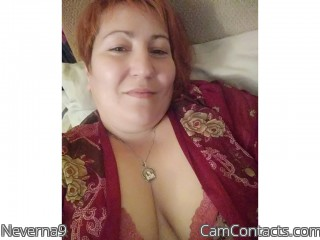 Webcam model Neverna9 from CamContacts