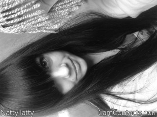 Webcam model NattyTatty from CamContacts