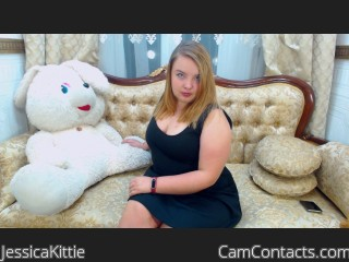 Webcam model JessicaKittie from CamContacts