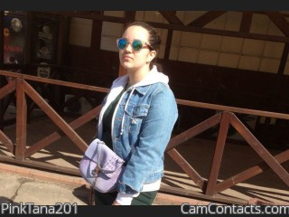 Webcam model PinkTana201 from CamContacts