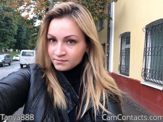 Webcam model Tanya888 from CamContacts