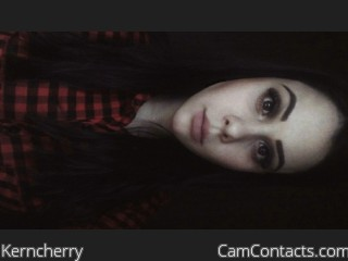 Webcam model Kerncherry from CamContacts