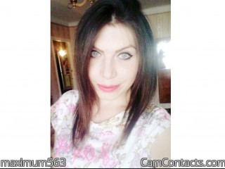 Webcam model maximum563 from CamContacts