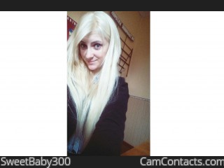 Webcam model SweetBaby300 from CamContacts