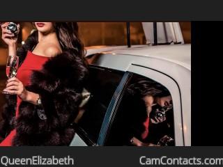 Webcam model QueenElizabeth from CamContacts