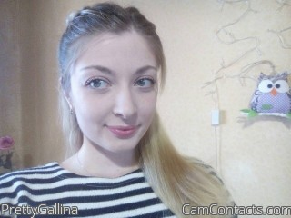 Start VIDEO CHAT with PrettyGallina