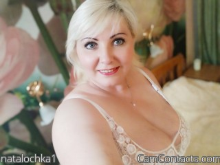 Webcam model natalochka1 from CamContacts
