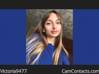 Webcam model Victoria9477 from CamContacts
