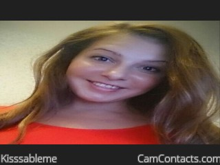 Start VIDEO CHAT with Kisssableme