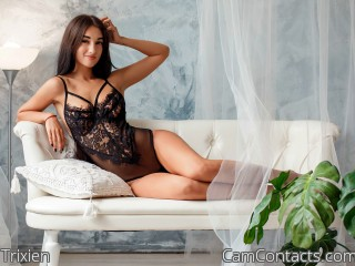 Webcam model Trixien from CamContacts