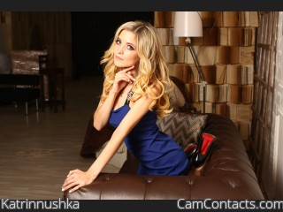 Webcam model Katrinnushka from CamContacts