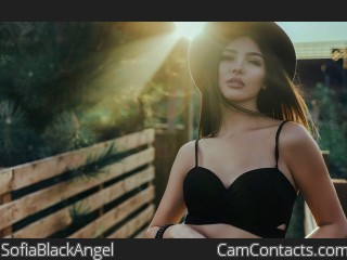 Start VIDEO CHAT with SofiaBlackAngel