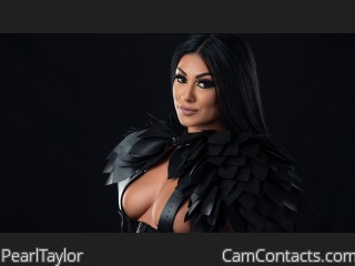 Webcam model PearlTaylor from CamContacts